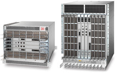 Fibre Channel Backbones and Switches