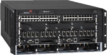 Brocade NI-MLX-10GX4 MLX Series 4-Port 10Gbe Ethernet Expansion Module Blade