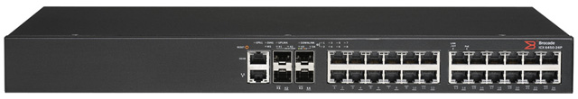 Brocade ICX 6430-24P Switch