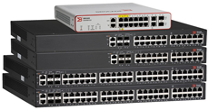 Campus Network Switches