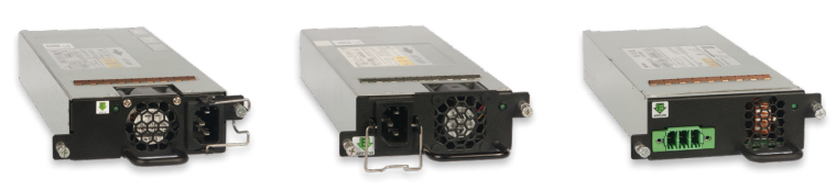 Brocade ICX 7450 Power Supply Options