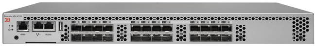 Brocade VDX 6740-24 Switch