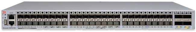 Brocade VDX 6740-48 Switch