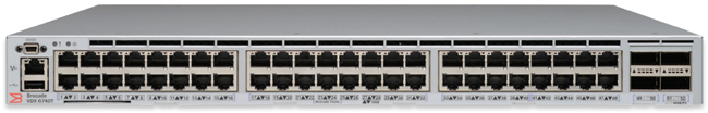 Brocade VDX 6740T-64 Switch