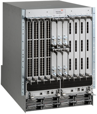 Brocade VDX 8770-8 Switch